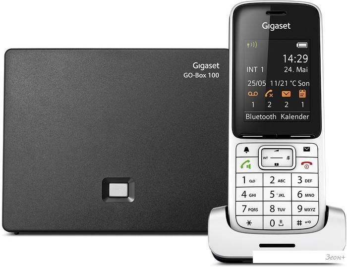 Радиотелефон Gigaset SL450A GO