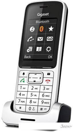 Радиотелефон Gigaset SL450HX (трубка без базы)