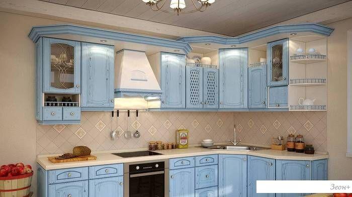 Кухонная вытяжка Elikor Бельведер 60П-650-П3Г (бежевый/дуб неокрашенный)