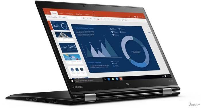 Ноутбук Lenovo ThinkPad X1 Yoga [20FRS0SC00]