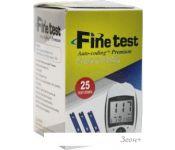 Тест-полоски Infopia Finetest Auto-Coding Premium 25 шт.