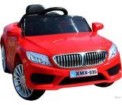 Электромобиль Sundays BMW 5 (красный) [BJ835]