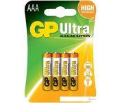 Батарейки GP Ultra Alkaline AAA 4 шт.