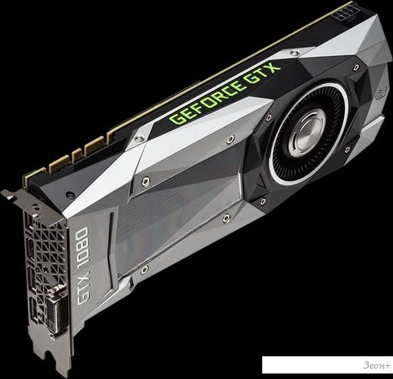 Видеокарта MSI GeForce GTX 1080 8GB GDDR5X [GTX 1080 FOUNDERS EDITION]