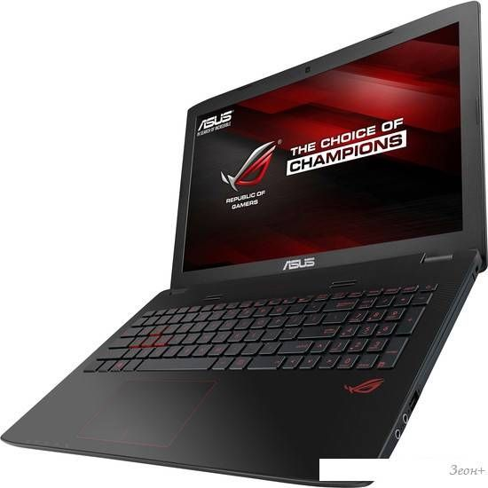 Ноутбук ASUS GL552VX-XO101T