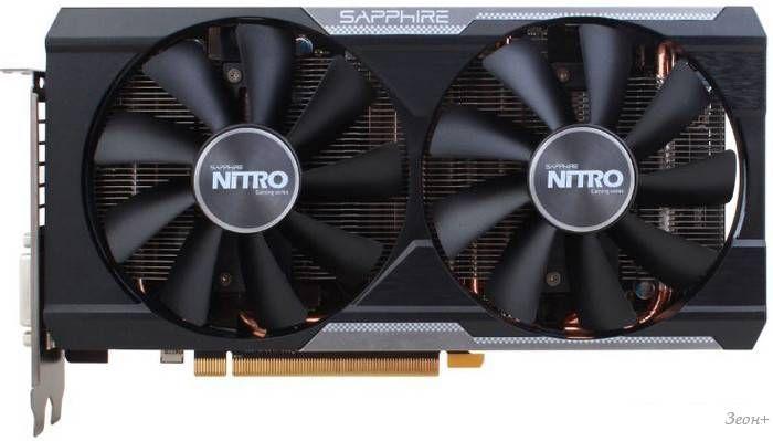 Видеокарта Sapphire Radeon R9 380X 4GB GDDR5 [11250-00-20G]