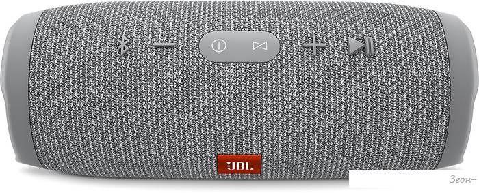 Беспроводная колонка JBL Charge 3 (серый)
