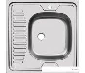 Кухонная мойка Ukinox STD600.600-5C 0L