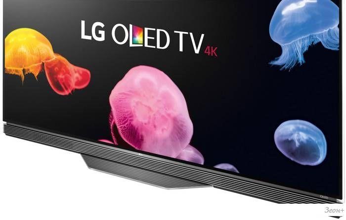 Телевизор LG OLED55E6V