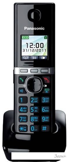 Радиотелефон Panasonic KX-TGA806RUB