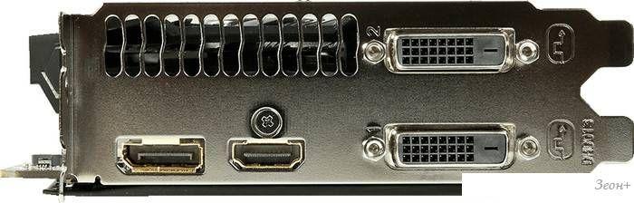 Видеокарта Gigabyte GeForce GTX 1060 Windforce OC 6GB GDDR5 [GV-N1060WF2OC-6GD]