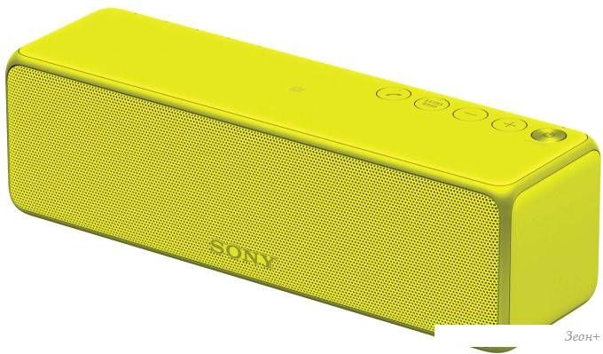Колонка Sony SRS-HG1 (желтый)