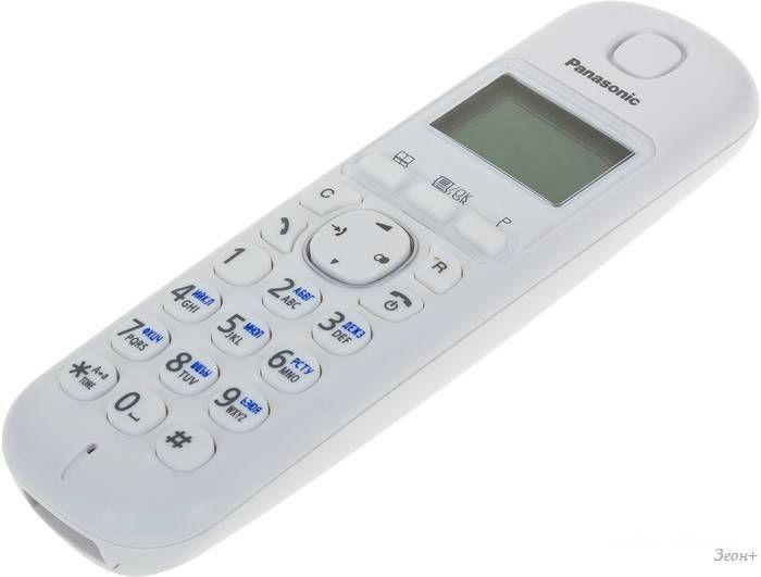 Радиотелефон Panasonic KX-TGB210RUW