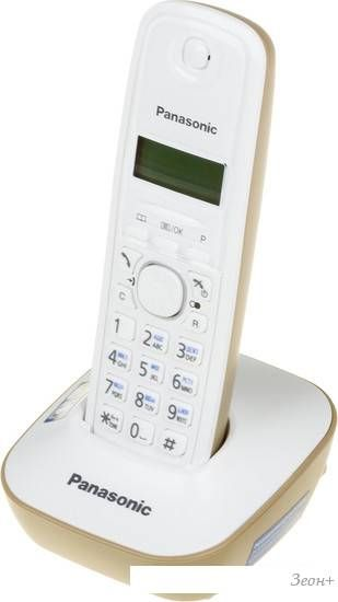Радиотелефон Panasonic KX-TG1611RUJ