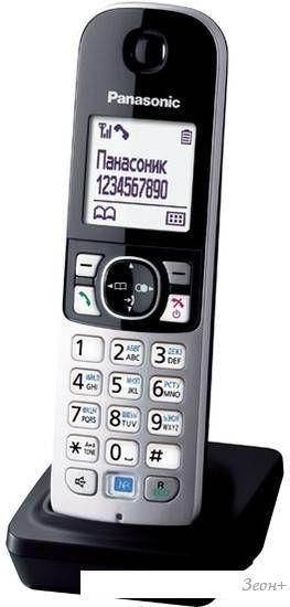 Радиотелефон Panasonic KX-TGA681RUB дополнительная трубка