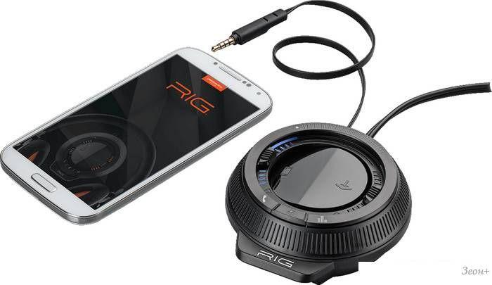 Наушники с микрофоном Plantronics GameCom D60