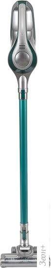 Пылесос Kitfort КТ-515-3 (серо-зеленый)