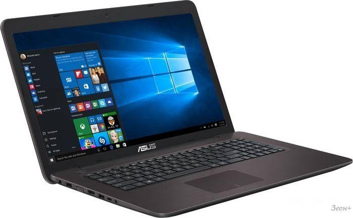 Ноутбук ASUS X756UV-TY042T