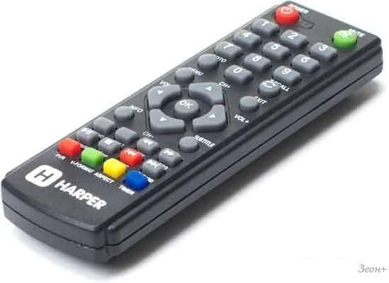 Приемник цифрового ТВ Harper HDT2-1514