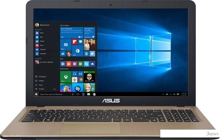 Ноутбук ASUS X540SA-XX236T