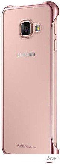 Чехол Samsung Clear Cover для Samsung Galaxy A3 (2016) [EF-QA310CZEG]
