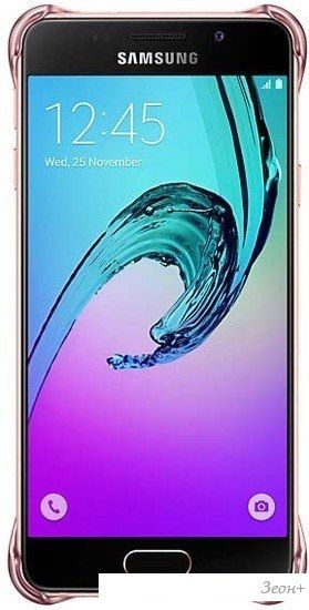 Чехол Samsung Clear Cover для Samsung Galaxy A3 (2016) [EF-QA310CZEG]