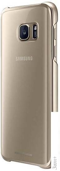 Чехол Samsung Clear Cover для Samsung Galaxy S7 [EF-QG930CFEG]