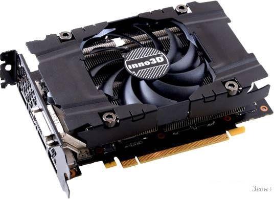 Видеокарта Inno3D GeForce GTX 1060 3GB GDDR5 [N1060-2DDN-L5GN]