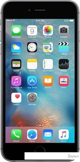 Смартфон Apple iPhone 6s 32GB Space Gray (гарантия 1 месяц)