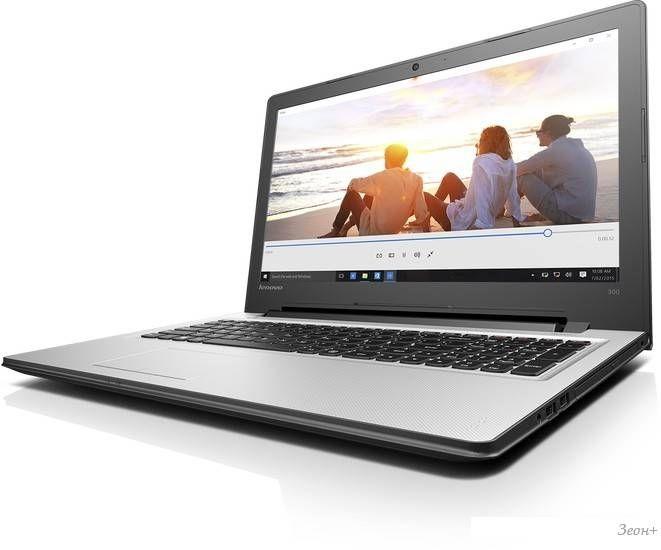 Ноутбук Lenovo IdeaPad 300-15IBR [80M300N1RK]