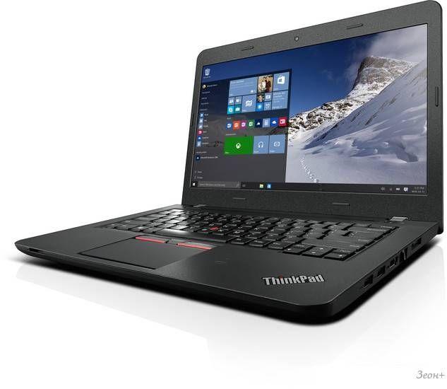 Ноутбук Lenovo ThinkPad E460 [20ETS02U00]