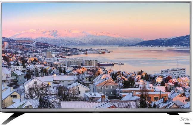 Телевизор LG 43LW310C