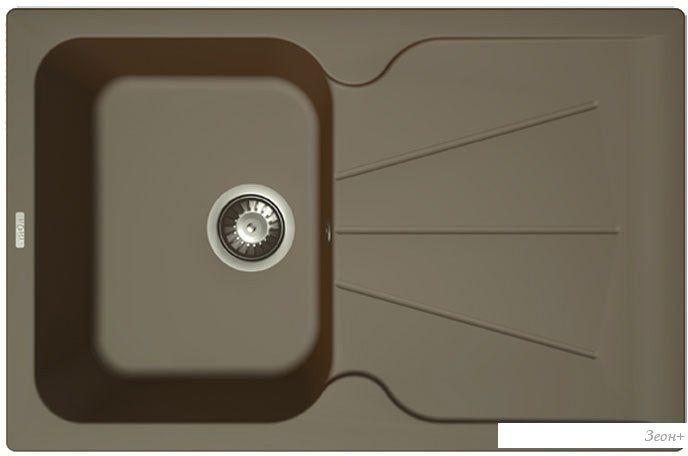 Кухонная мойка Thor Scandi 78 (шоколад) [80105105]