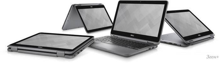 Ноутбук Dell Inspiron 11 3168 [3168-8766]