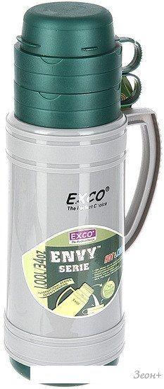 Термос Exco EN100 1л (зеленый)