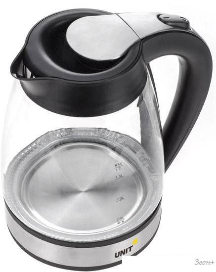 Чайник UNIT UEK-256 (черный)