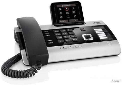 Проводной телефон Gigaset DX800A