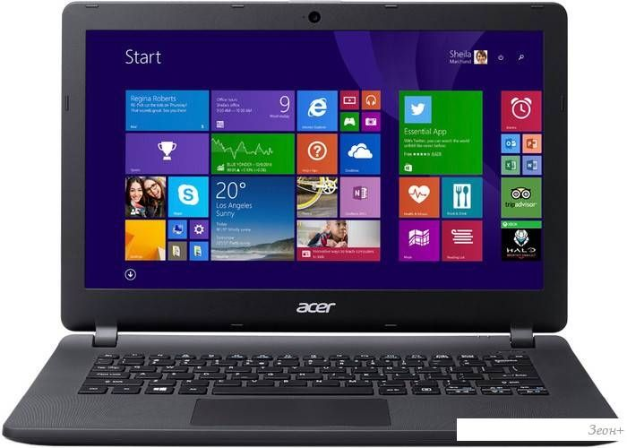 Ноутбук Acer Aspire ES1-331-P0Y5 [NX.MZUEU.023]