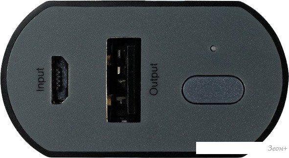 Портативное зарядное устройство GP FN05M (черный)