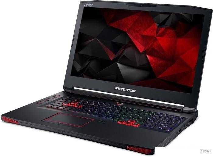Ноутбук Acer Predator 17 G9-793-77J0 [NH.Q19ER.002]