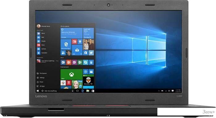 Ноутбук Lenovo ThinkPad L460 [20FUS06J00]