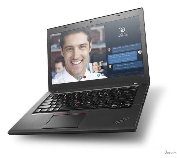 Ноутбук Lenovo ThinkPad T460 [20FNS0H000]