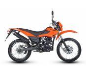 Мотоцикл M1NSK Х250 оранжевый