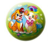 Мяч Котенок и щенок 23 см ESSA 2608 4812501161779