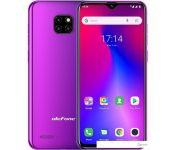 Смартфон Ulefone S11 (фиолетовый)
