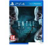Игра Until Dawn для PlayStation 4