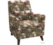 Интерьерное кресло Нижегородмебель Либерти ТК 210/1 (фибра 2505/2)