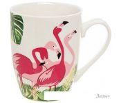 Кружка Perfecto Linea Розовый фламинго 30-301009