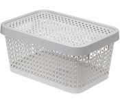 Ящик для хранения Idea Пирула Смоки 4.5 л