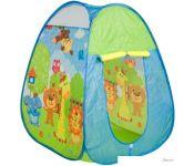Игровая палатка Bondibon Веселые игры BB4483
